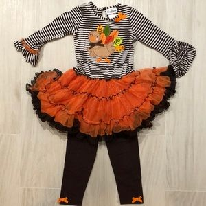 Turkey day dress